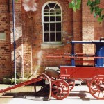 Horse Drawn Fire Engine 1805