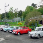 Ford Anglia Car Rally