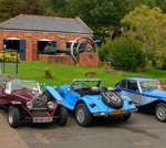 Marlin Kit Car Rally