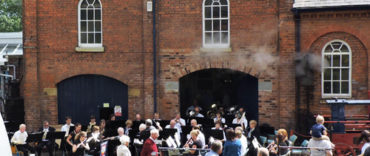 Mayor of Hereford opens new exhibit at the Waterworks Museum