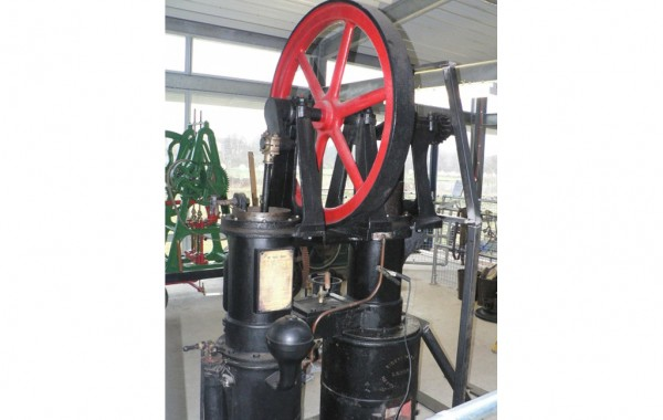 Hayward Tyler Rider Type 1HP Hot Air Engine 1880