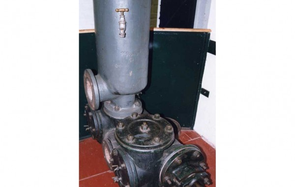 Joseph Evans Reciprocating Pump 1888