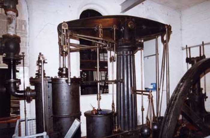 Simpson Beam Engine Pump 1851