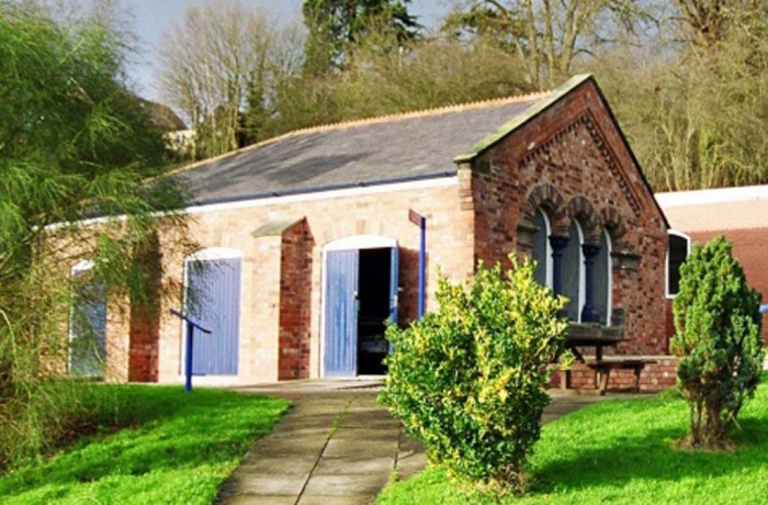 Tangye House: Ex-Leominster's Water Pumping Station 1865