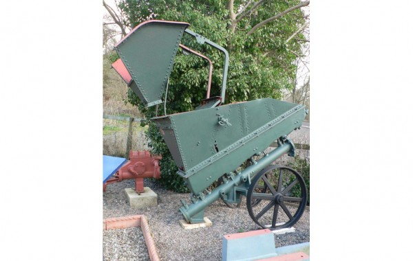 Glenfield & Kennedy Peebles Type Sand Washer 1901