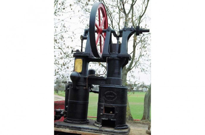 Hayward Tyler Rider Type 0.5HP Hot Air Engine 1890