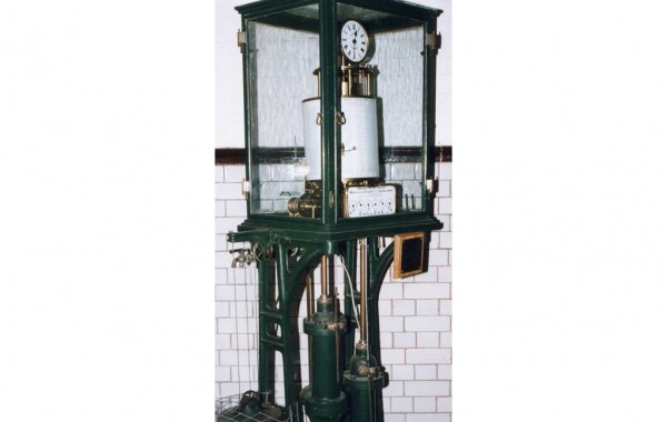 Kent Water Flow Meter and Recorder 1909