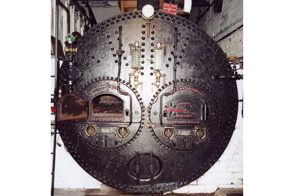 Riley Brothers Lancashire Boiler 1895