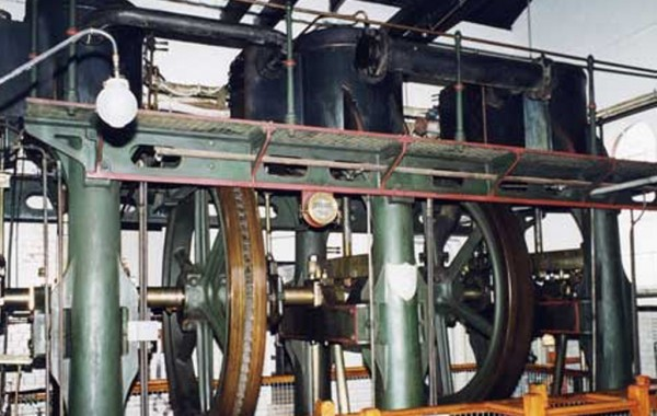Worth Mackenzie Triple Expansion Steam Engine 1895