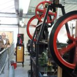 120 Stirling Engines On Working Display