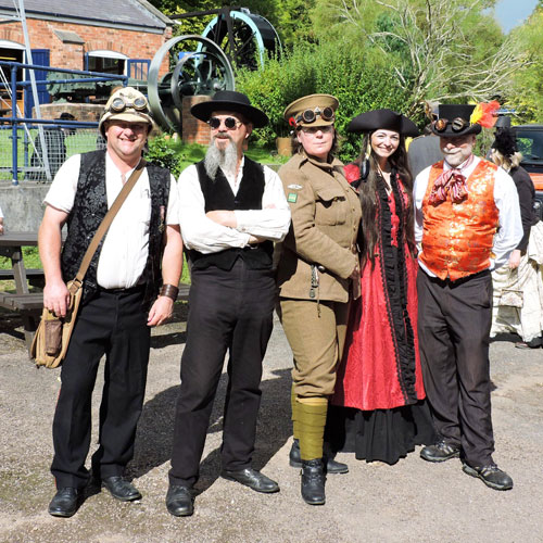 Hereford Steampunk Weekend