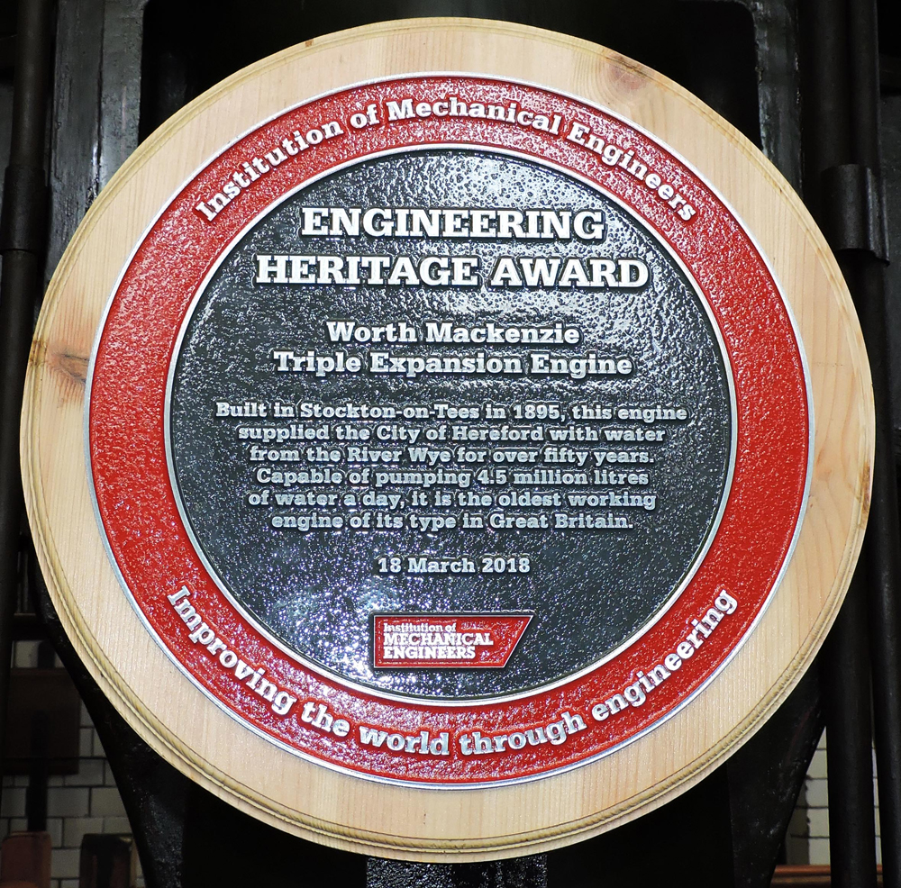 Engineering Heritage Award