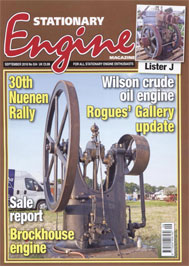Stationary Engine Sept 18