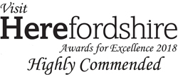 Herefordshire Aaward of Excellance Award 2018