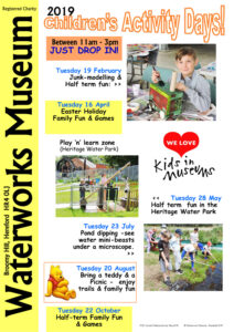 Children's Activity Days 2019