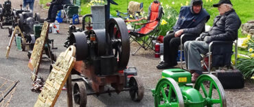 HDPS Stationary Engine Rally