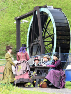 Steampunks In Herefordshire