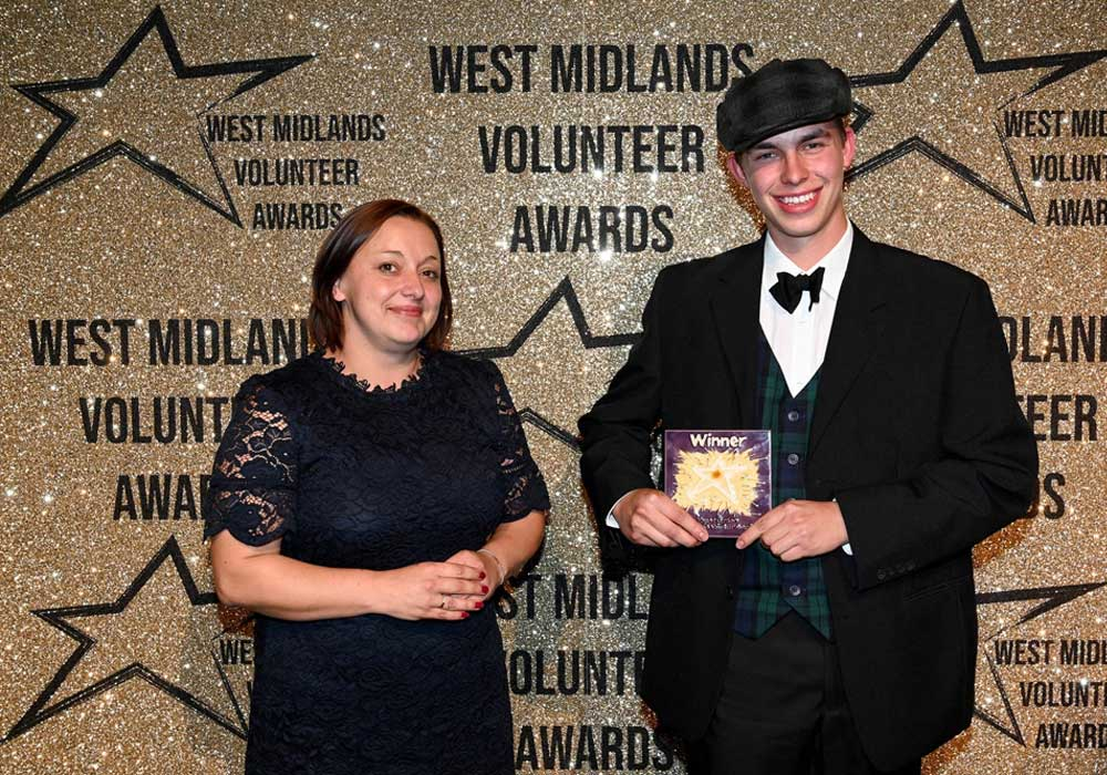 West Midlands Volunteer Award