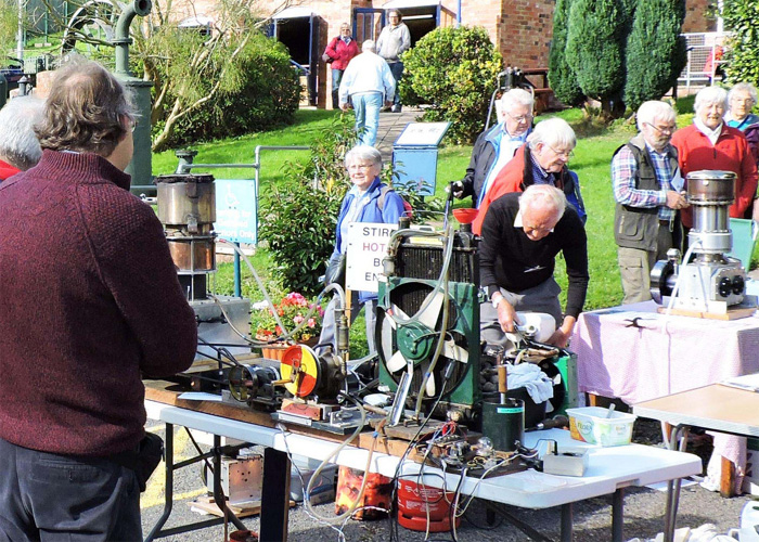 Stirling Engine Rally
