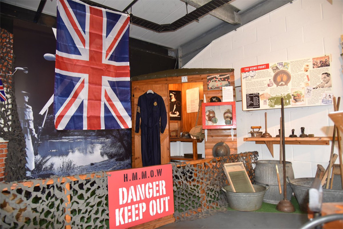 Waterworks Museum Ve Day