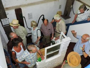 Group Visits Waterworks Museum Herefordshire
